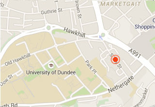 Ideal central location in Dundee